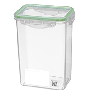 Cuisinart CFS-QR-50 Smartrack Rectangular 50 oz Storage Container, Clear