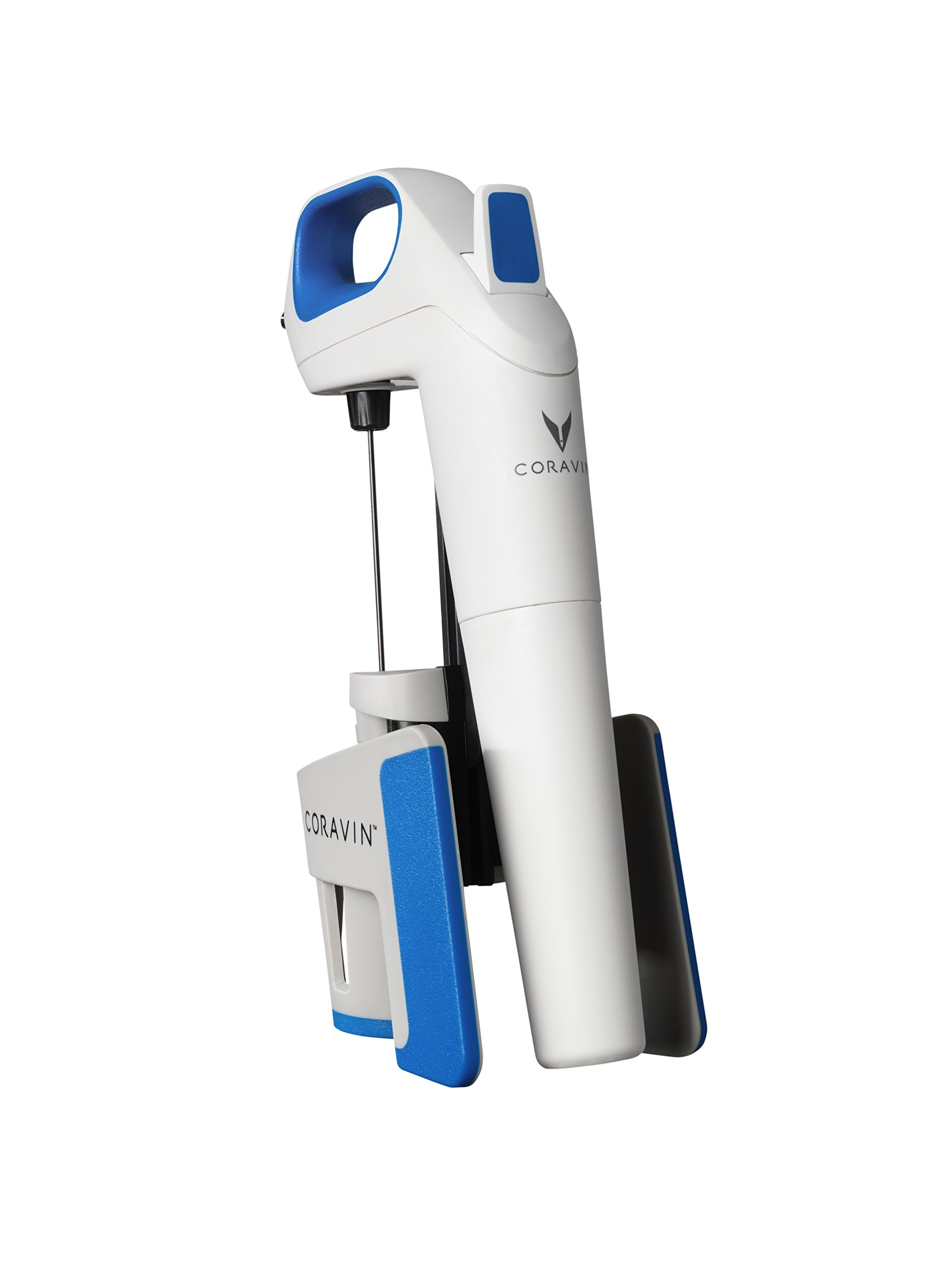 Coravin 100015 Model One System, Preservation, Cobalt Blue/White/Grey by Coravin (Image #5)