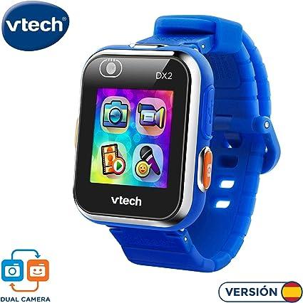 Blue VTech Kidizoom Smartwatch DX2
