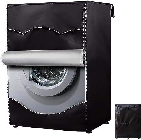Amazon.com: Funda para lavadora/secadora máquina lavadora de ...