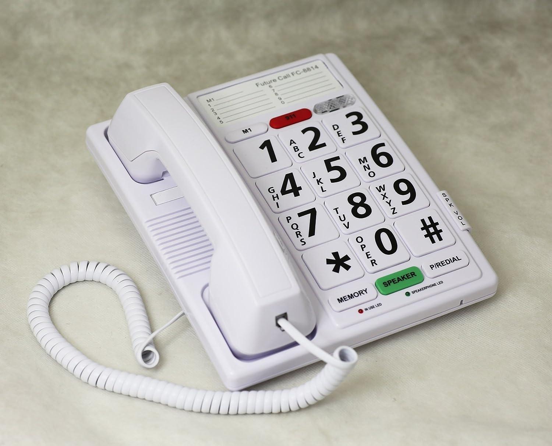 Future-Call Big Button Speakerphone