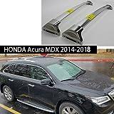 Fedar Roof Rack Cross Bar Cargo Carrier For Honda Acura - Acura mdx roof cargo box