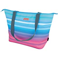 Coleman Insulated Cooler Bag -Shopping Bag 15L Rainbow