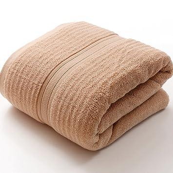 HOMEE Toalla de baño / algodón Aumentar el espesor de la toalla toalla superior adulto / par toallas grandes para hombres y mujeres,F: Amazon.es: Hogar