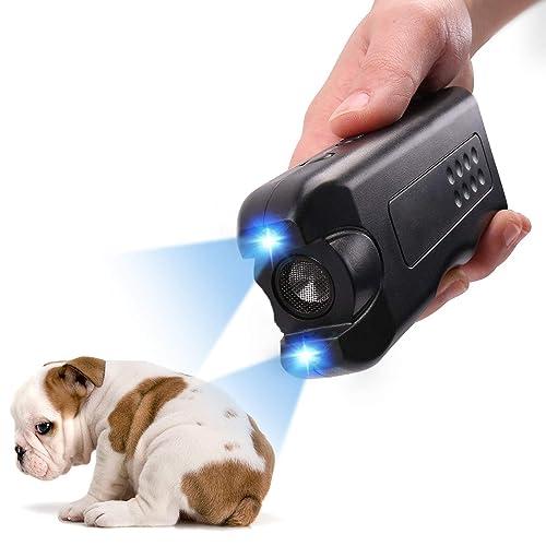Instecho Handheld, Ultrasonic Infrared Dog Deterrent