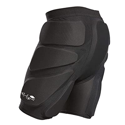 Bodyprox Protective Padded Shorts for Snowboard, Skate and Ski, 3D Protection for Hip, Butt and Tailbone : Clothing