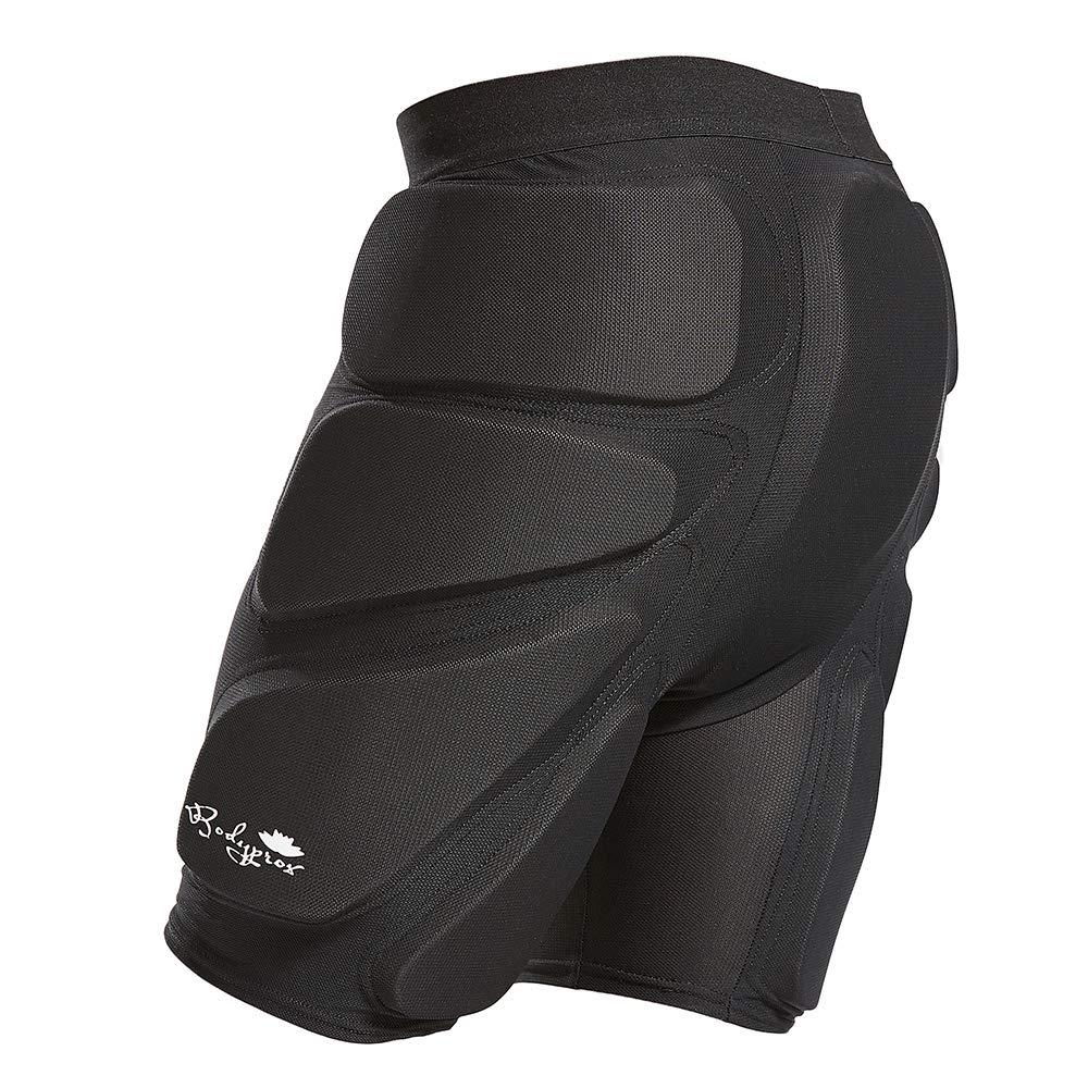 MTB Knee Pads Elbow Brace Hip Impact Shorts Wrist Guards Set Protective Gear