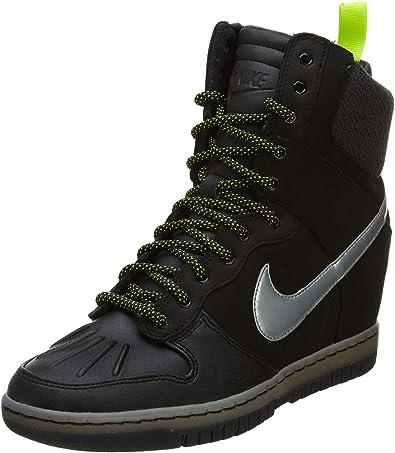 Nike Womens Dunk Sky Hola Sneakerboot 2.0 Womens Hi Zapatillas 684954 Zapatillas de Deporte (UK 7 No: Amazon.es: Zapatos y complementos