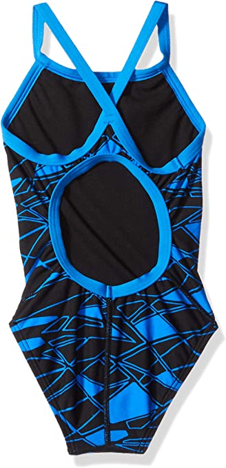 TYR Girls/' Mantova Diamondfit Swimsuit DMAN7Y-P
