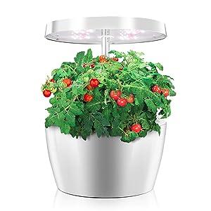 Indoor Hydroponics Growing System -Indoor Hydroponics Growing System Kit Indoor Herb Kit-Indoor Hydroponics Growing Nutrients Pot Kit(4 Pot)