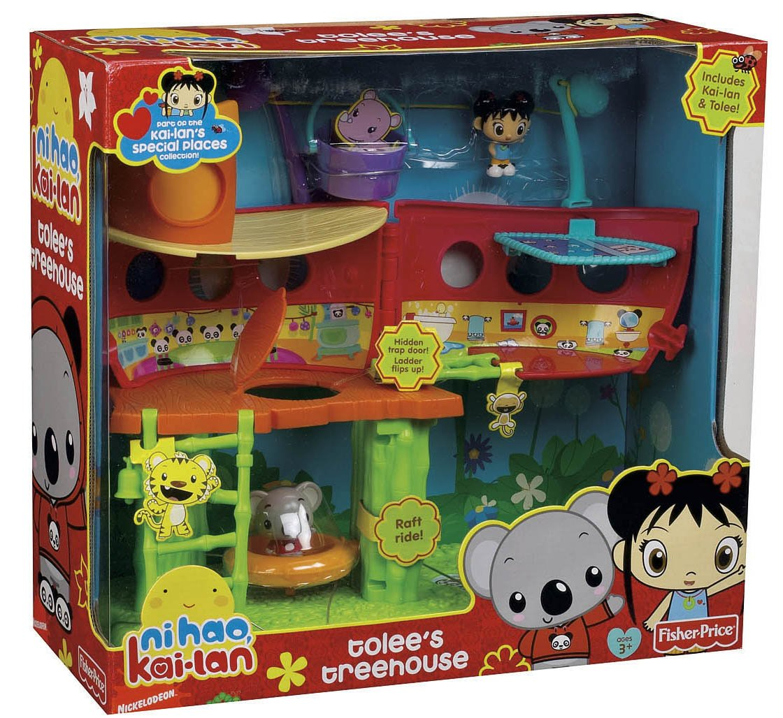 fisher price fisher price ni hao kai lan tolee u0027s treehouse