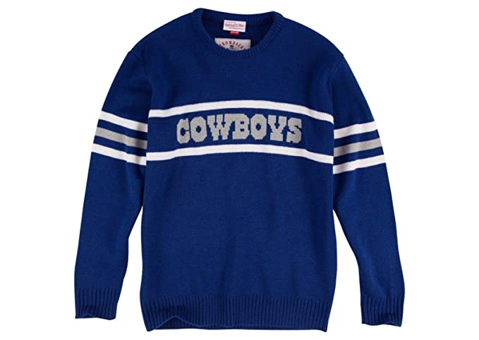 more photos 8ef1b 44dac Amazon.com : Mitchell & Ness Dallas Cowboys 1986 Authentic ...