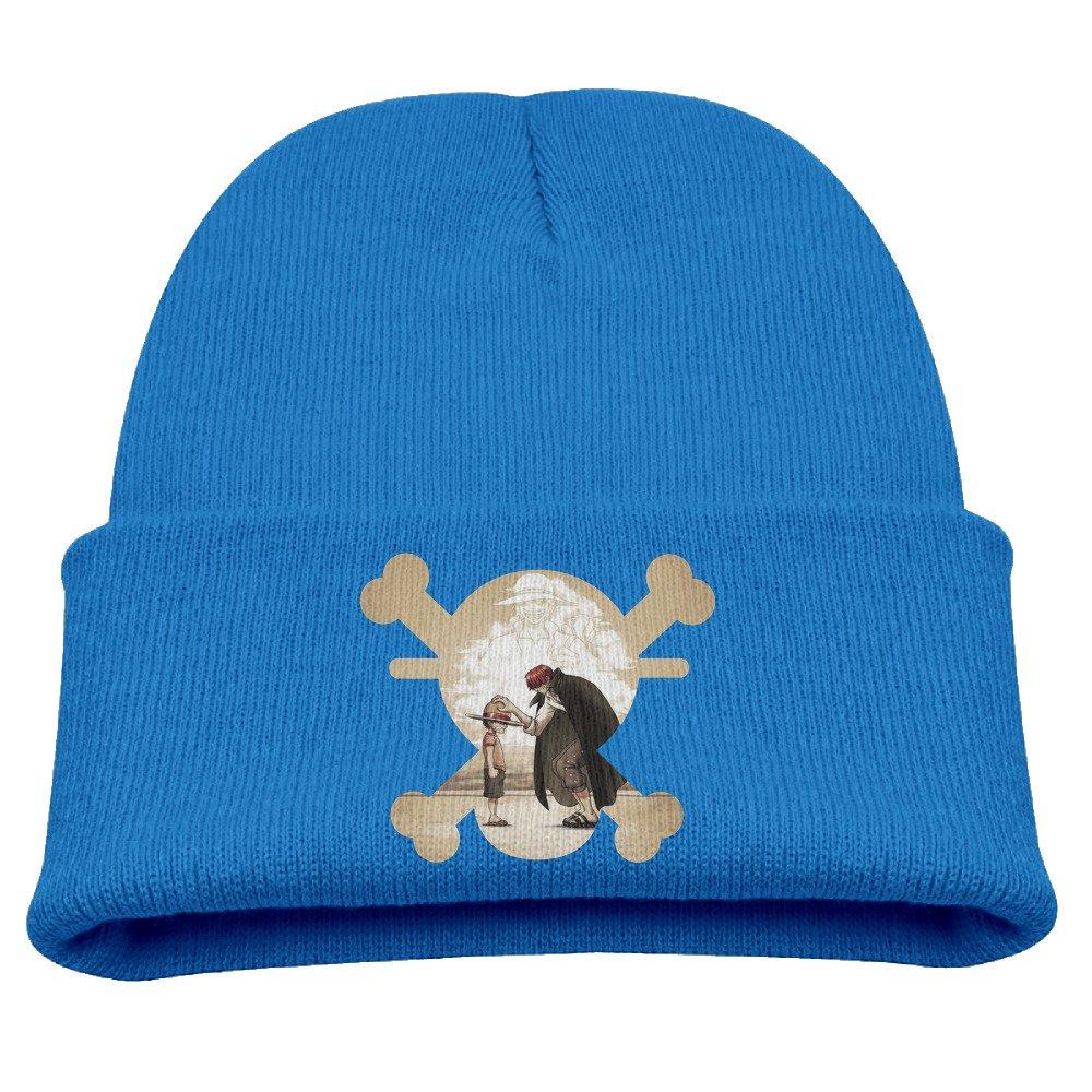 The Will The D One Piece Warm Winter Hat Knit Beanie Skull Cap Cuff Beanie Hat Winter Hats Boys Larenoto