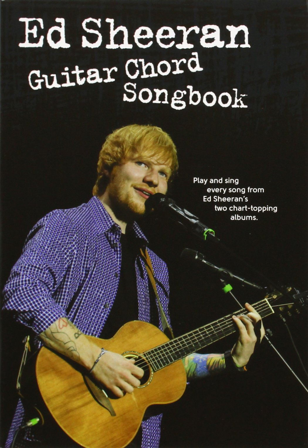 Buy Ed Sheeran Guitar Chord Songbook Book Online At Low Prices In