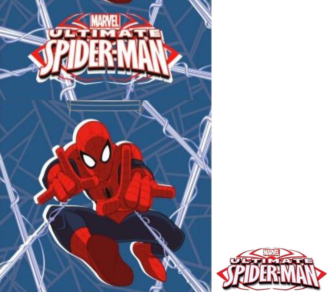 Marvel Spiderman Asciugamano 40x 60cm–100% cotone Javoli