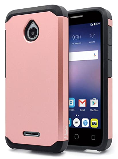 sale retailer 61e19 752b6 Alcatel Ideal Case, Alcatel Ideal 4G LTE/Pixi Avion 4G LTE/Pixi Bond/Dawn /  Streak Case, NageBee Design Premium [Heavy Duty] Defender [Dual Layer] ...