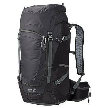 konkretna oferta moda rozmiar 7 Jack Wolfskin Crosser 34 Backpack black 2017 outdoor daypack ...