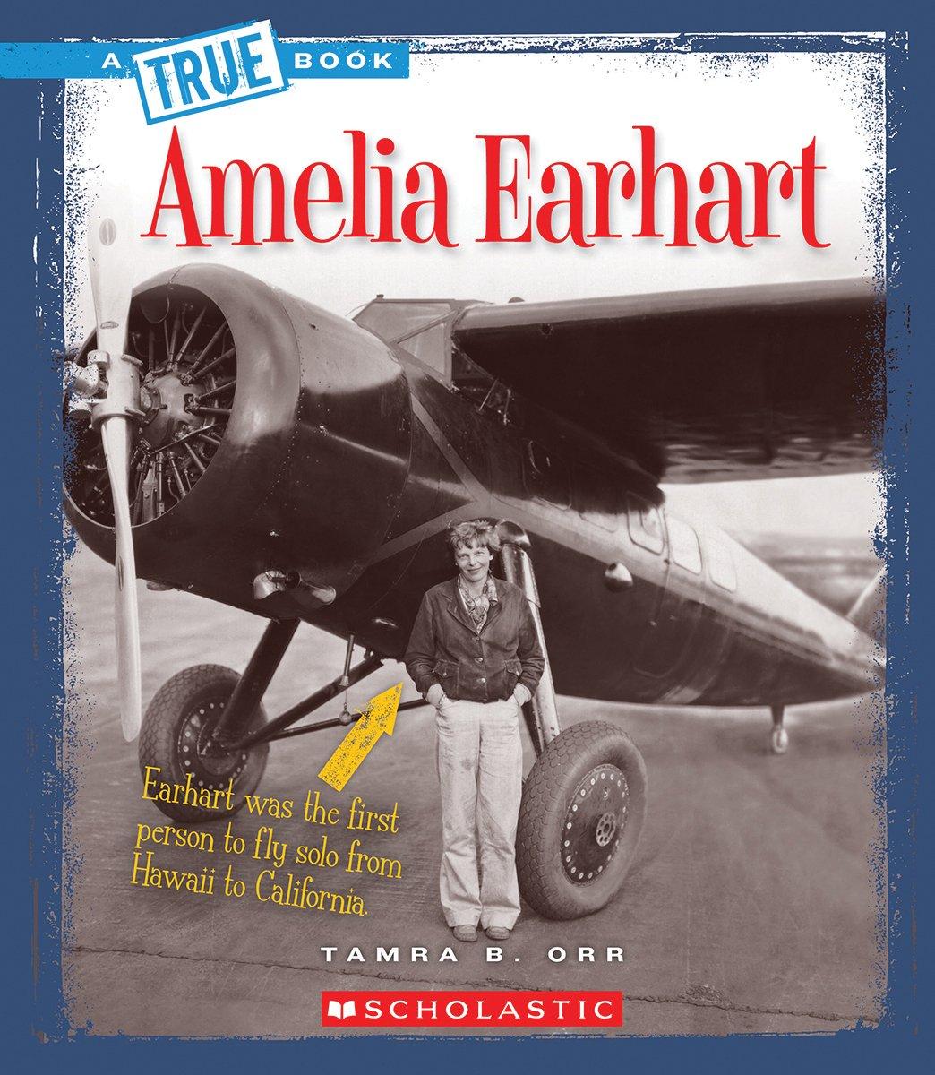 Amelia Earhart (A True Book) ebook