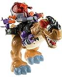 Fisher-Price - Imaginext Niños Mega T-Rex Playset (Mattel)