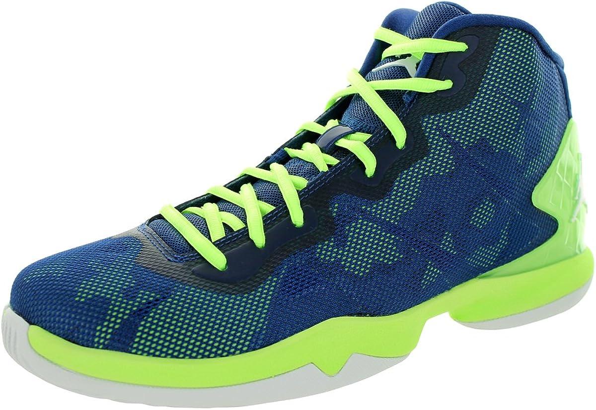 Jordan Nike Men's Air Super.Fly 4 Blue