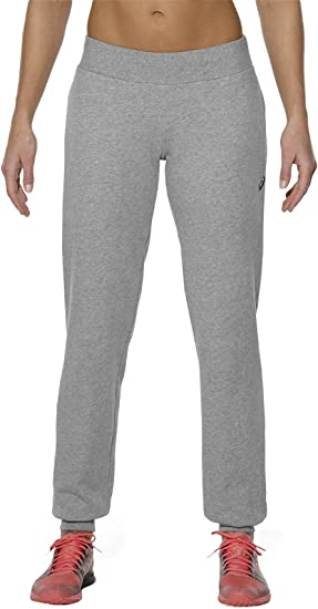 reputación confiable compra venta cupón de descuento ASICS Slim Jog Pantalon de survêtement Femme: Amazon.fr: Sports et ...