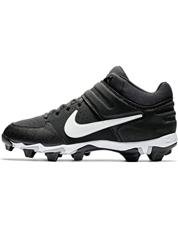 82fcc5a348 Nike Men's Alpha Huarache Varsity Keystone Mid Molded Baseball Cleat