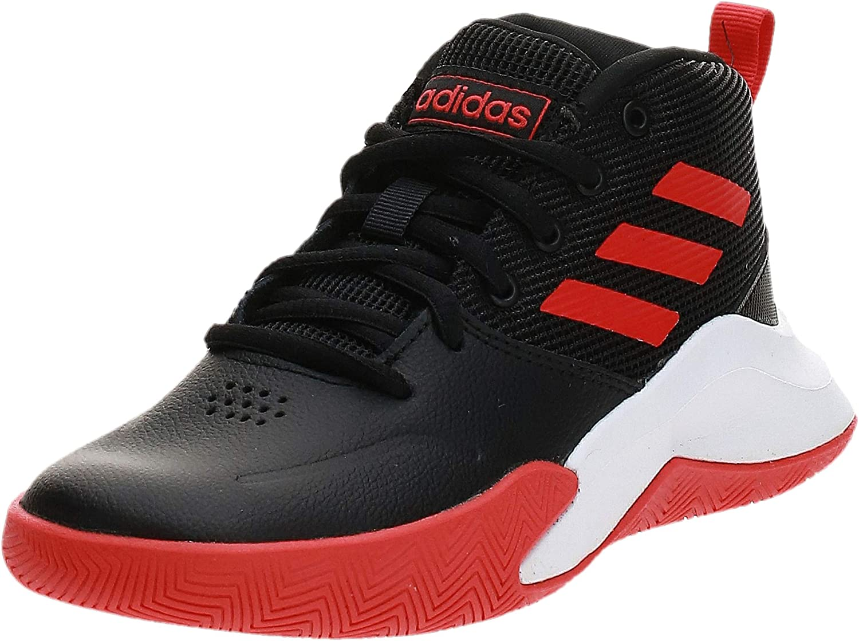 Zapatillas de Baloncesto Unisex Ni/ños adidas Ownthegame K Wide