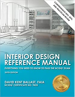 Interior Design Reference Manual Everything You Need To Know Pass The NCIDQ Exam