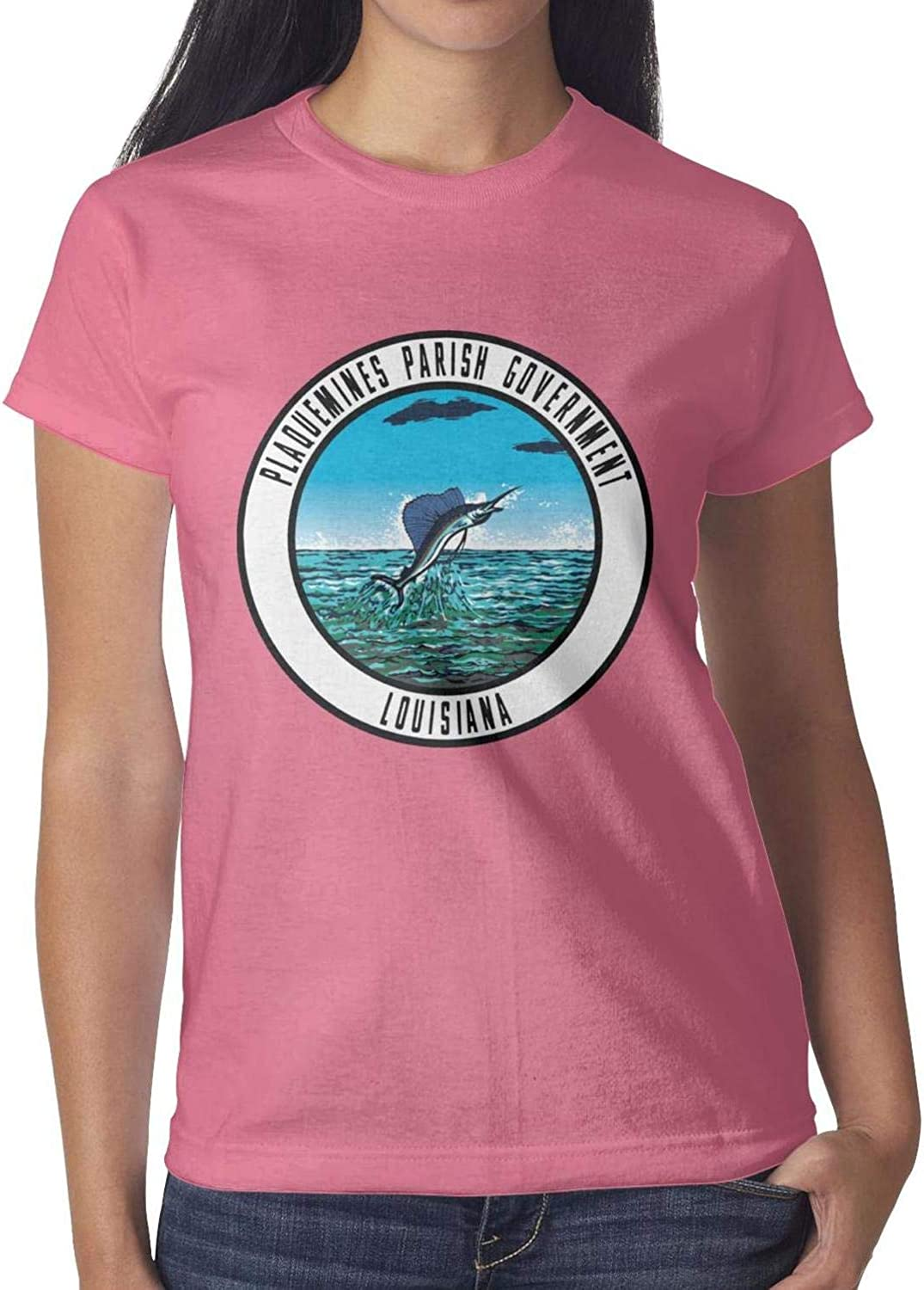 T-Shirt Casual Cable Plaquemines T Shirt Womens Clothing Cross Train