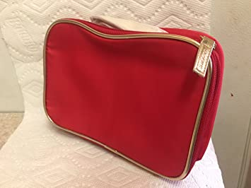 Amazon.com: Hermoso Clarins brillante bolsa de maquillaje ...