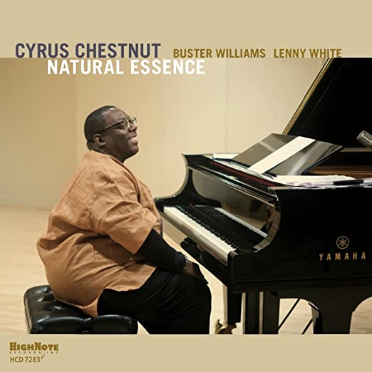 Cyrus Chestnut - Natural Essence  cover