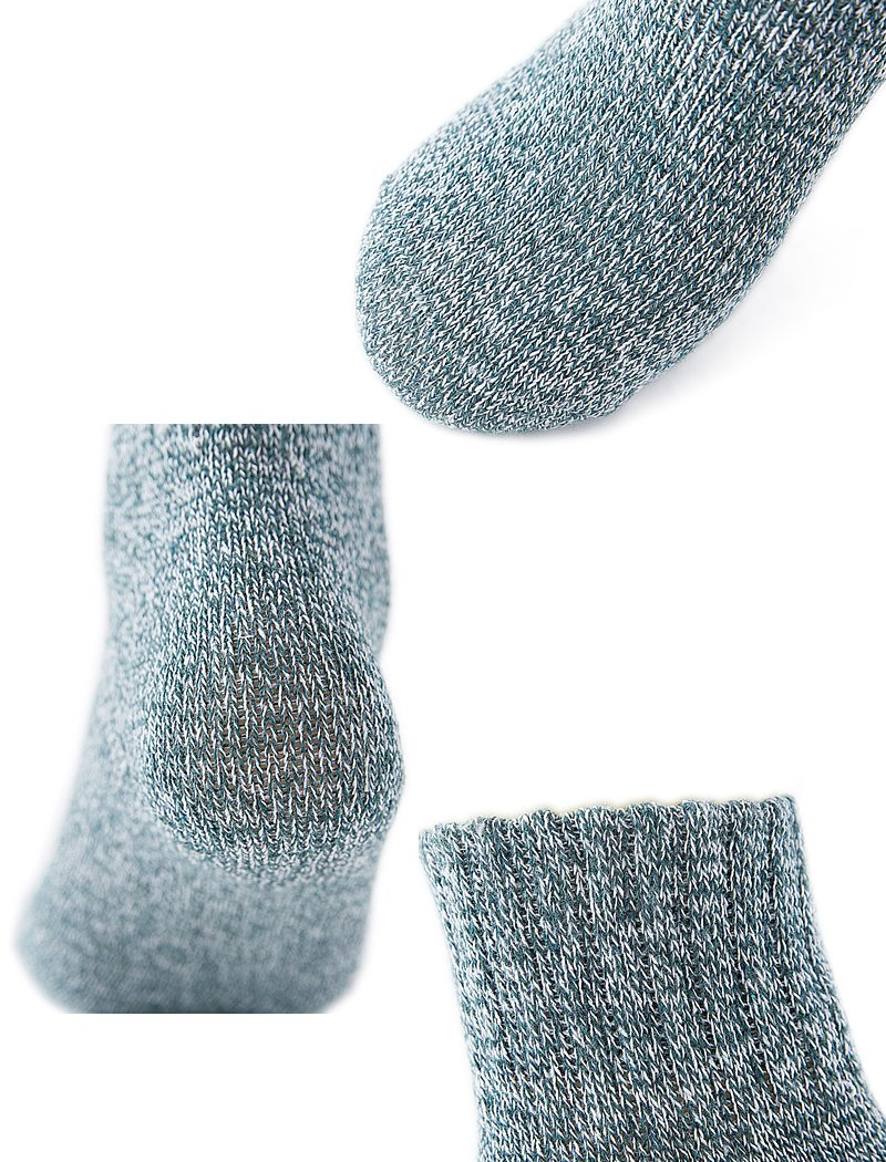 Yuhan Pretty 5 Pairs Womens Winter Warm Thick Knit Wool Cozy Vintage Crew Socks (Style 2, 5PCS) by Yuhan Pretty (Image #7)