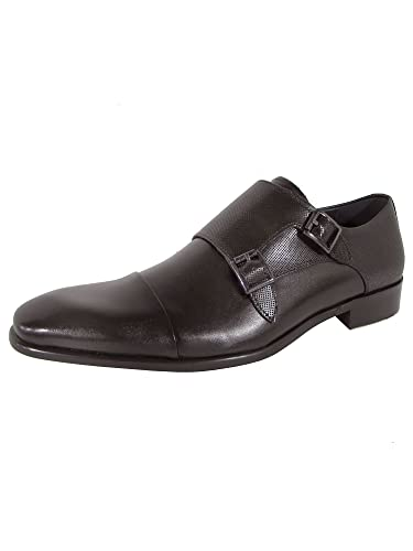 1f4a6b32b97 Amazon.com   Steve Madden Mens P-Gusto Double Monk Strap Loafer ...