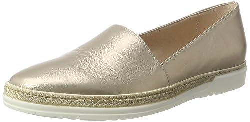 GINO ROSSI DWH277, Alpargatas Mujer, Beige, EU 39: Amazon.es: Zapatos y complementos