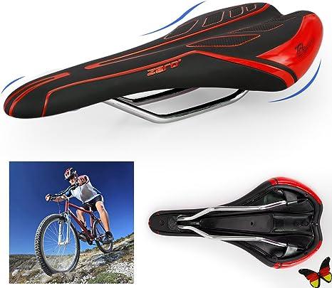 ondeni® Diseño 25 X 20 CM comodidad – Sillín de bicicleta ...
