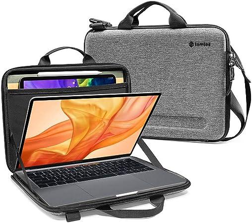 Tomtoc Laptop Tasche Hülle Für 13 Macbook Air Elektronik