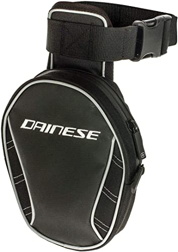 Dainese Unisex-Adult Leg-Bag Black One
