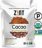 Zint Organic Cacao Powder (32 oz): Paleo-Certified, Organic, Non GMO, Anti Aging Antioxidant Superfood, Gluten Free…