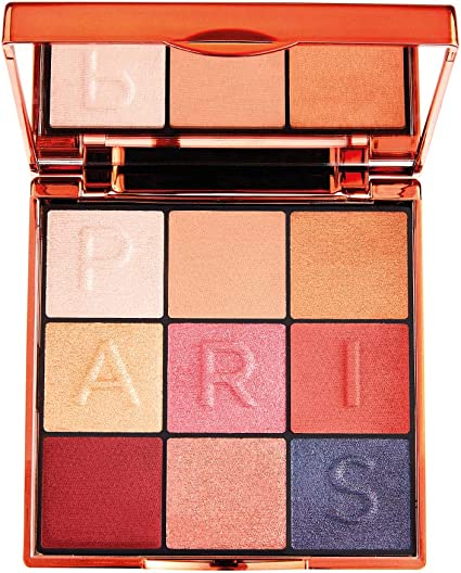 LOréal Paris Electric Nights - Paleta de sombra de ojos (9 colores): Amazon.es: Belleza