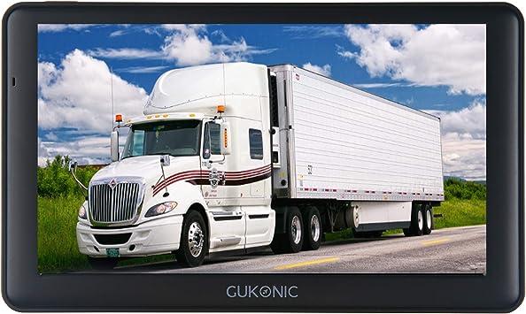 Navegador GPS para Camiones de 7 Pulgadas Bluetooth AV IN ...