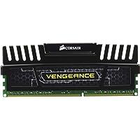 Corsair Vengeance 16GB (2x8GB) DDR3 1600 MHz (PC3 12800) Desktop Memory Black 16 Gb