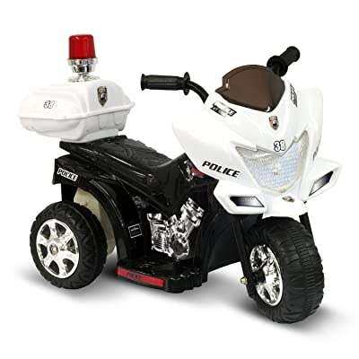 Kid Motorz Lil Patrol Ride On: Sports & Outdoors