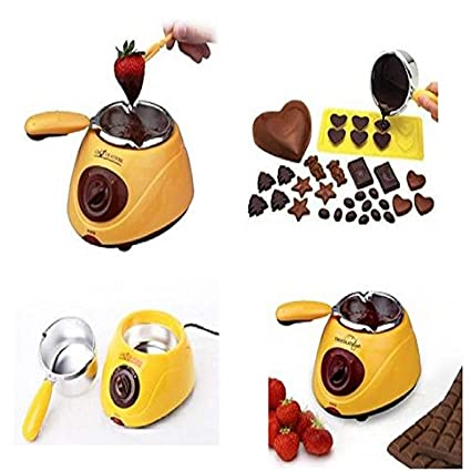 Buy Amivar Portable Electric Chocolate Melting Pot With