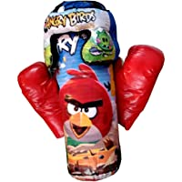 R2 ENTERPRISES Boxing Kit with Punching Bag for Kids 52cm (Character May Vary)
