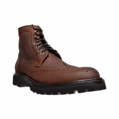 3ae951fba1b Amazon.com   Wolverine Men's Percy Boots Leather, Rubber   Boots