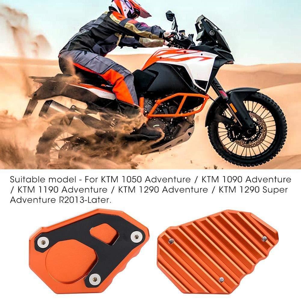 Pata de Cabra del Coj/ín Placa Motocicleta KTM Compatible con 1050//1090//1190//1290 Moto Pata Cabra Pad