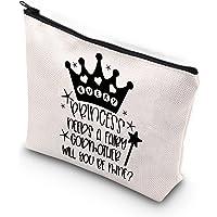 Godmother Proposal Gifts Godmother Makeup Bag Christening Godmother Gifts Every Princess Needs a Fairy Godmother Will…