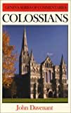 Colossians (Geneva Series of Commentaries)
