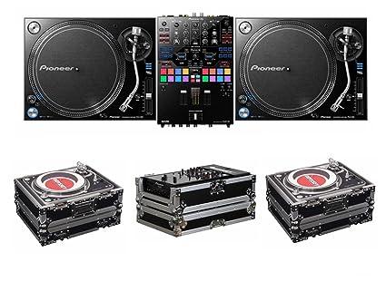 Amazon.com: Pioneer DJM-S9 y plx-1000 + Odyssey fz10mix y ...