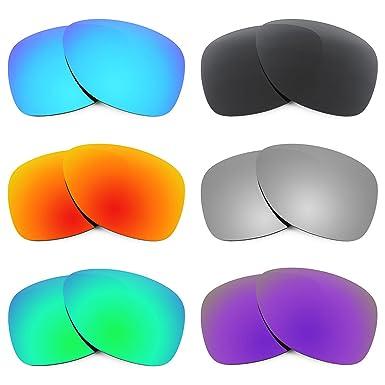 Revant Ersatzlinsen für Oakley Dispatch 2 Emerald Grün MirrorShield® Ttzv9n